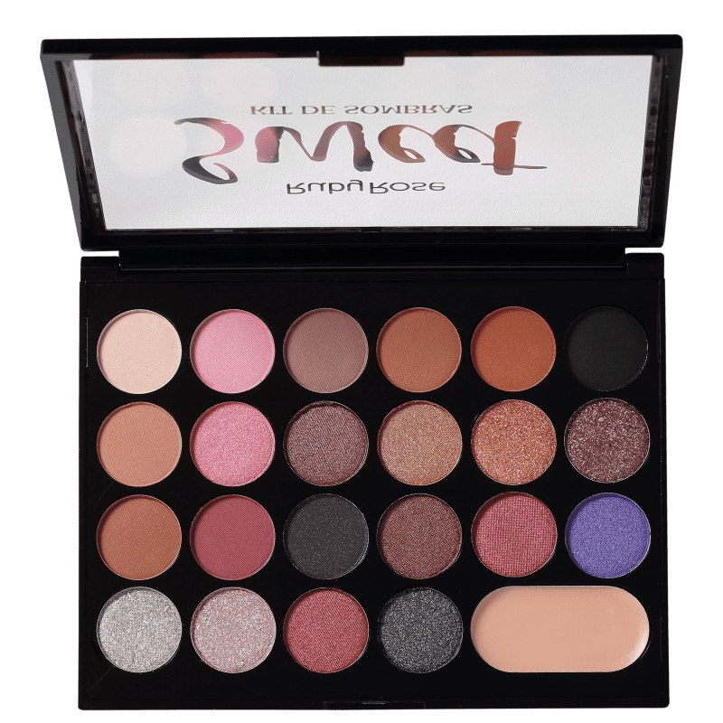 Ruby Rose Sweet - Paleta de Sombras