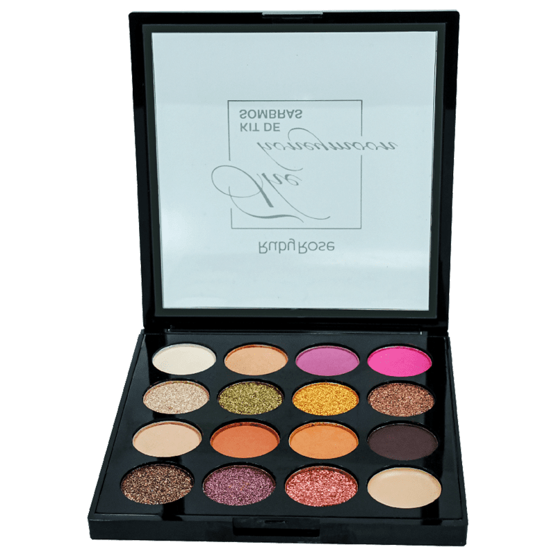 Ruby Rose The Honeymoon - Paleta de Sombras 11g