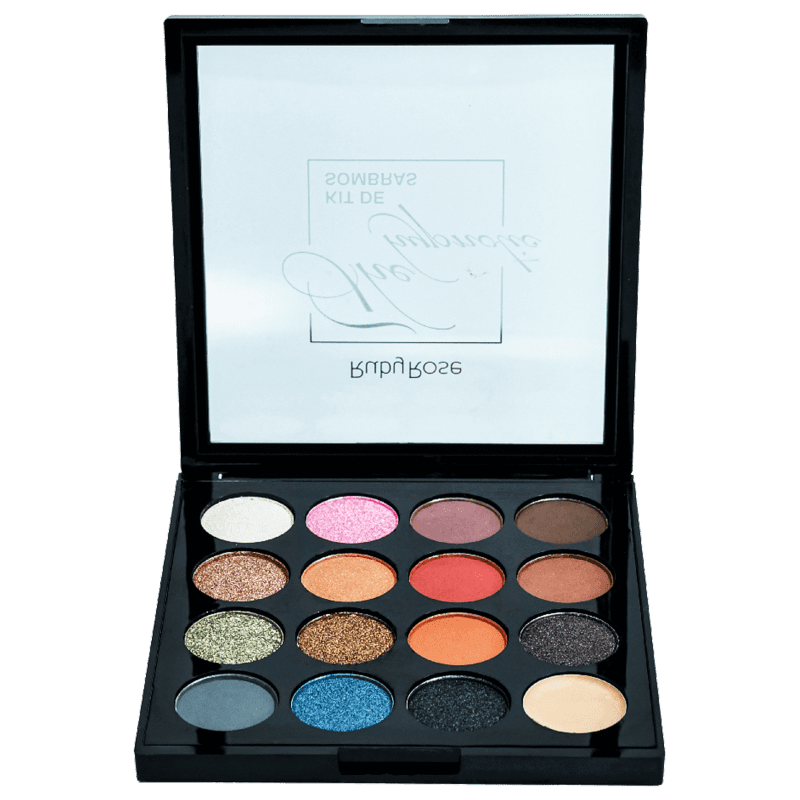 Ruby Rose The Hypnotic - Paleta de Sombras 11g