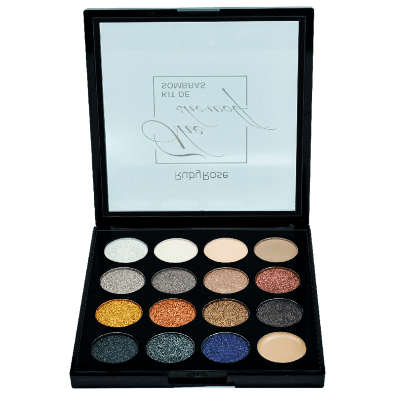 Ruby Rose The She-Wolf - Paleta de Sombras 11g