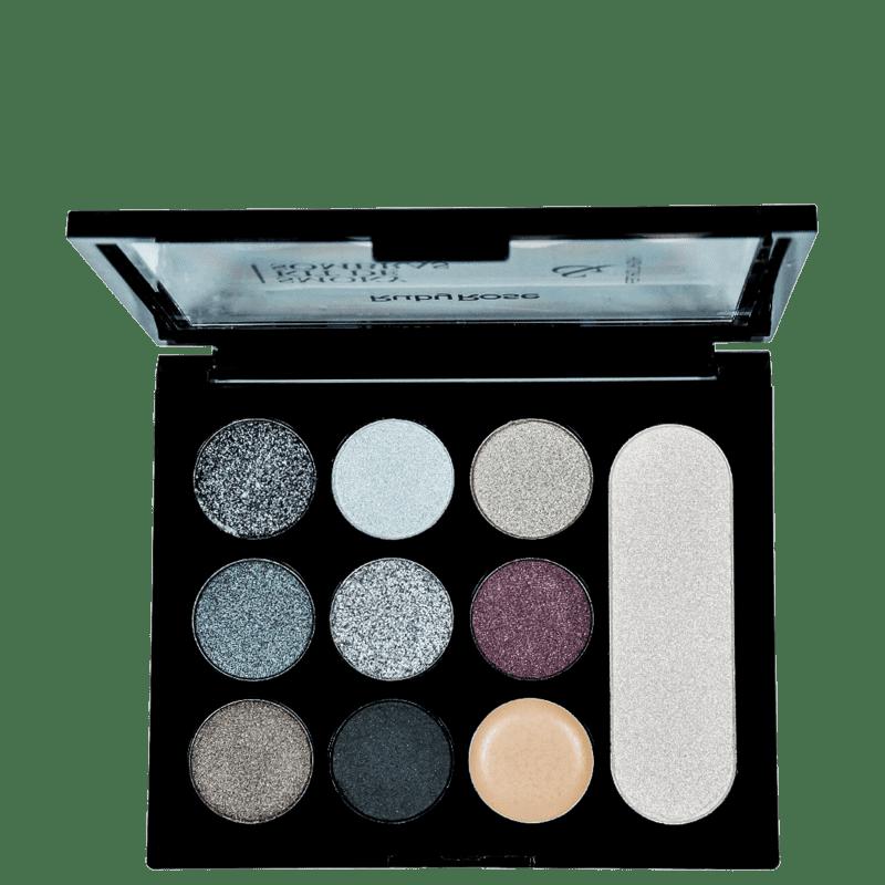 Ruby Rose Smoky HB1037 - Paleta de Maquiagem 9,3g