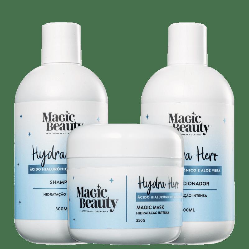 Kit Magic Beauty Hydra Hero Trio (3 Produtos)