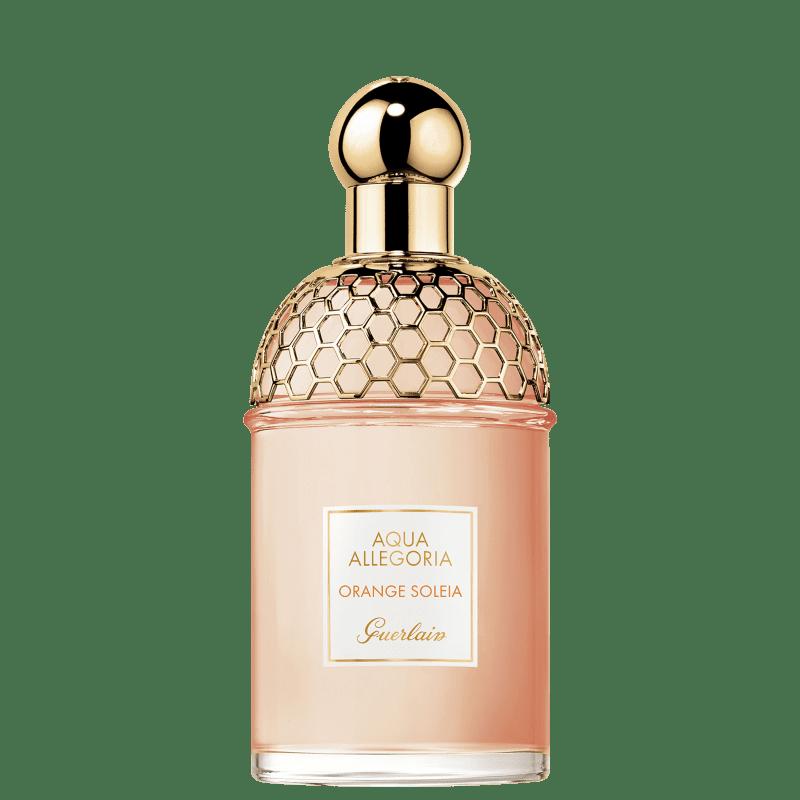 Aqua Allegoria Orange Soleia Guerlain Eau de Toilette - Perfume Unissex 75ml