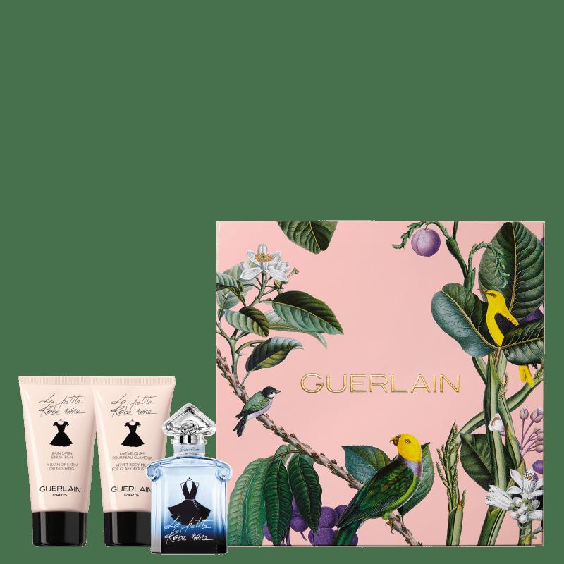 Conjunto La Petite Robe Noire Intense Guerlain Feminino - Eau de Parfum 50ml + Loção Corporal 75ml