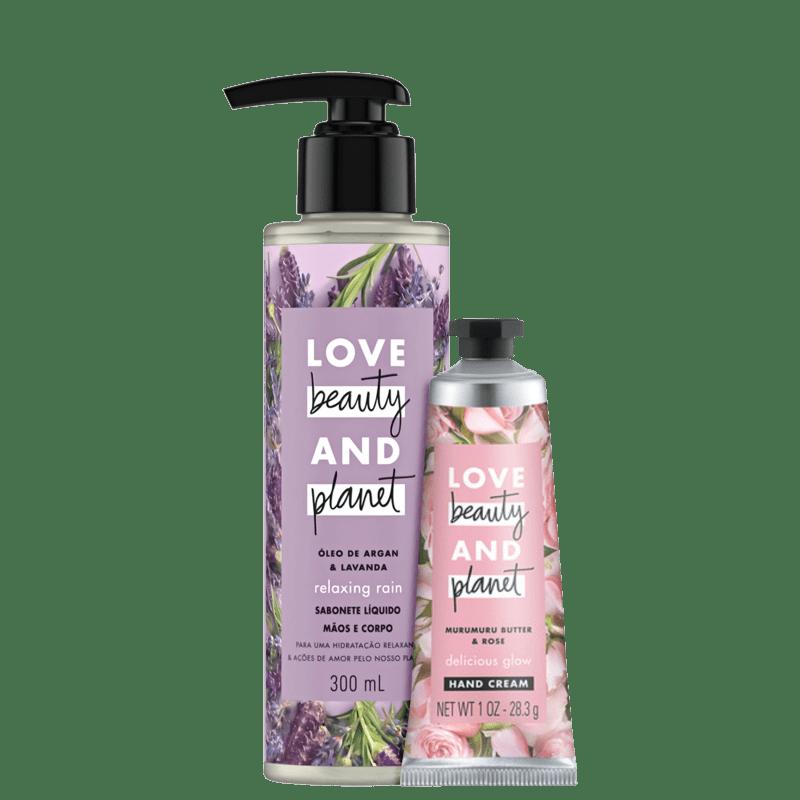 Duo Cuidado com a mãos: Lavanda Floral