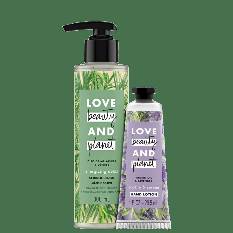 Duo Cuidado com a mãos: Puro Frescor & Perfume
