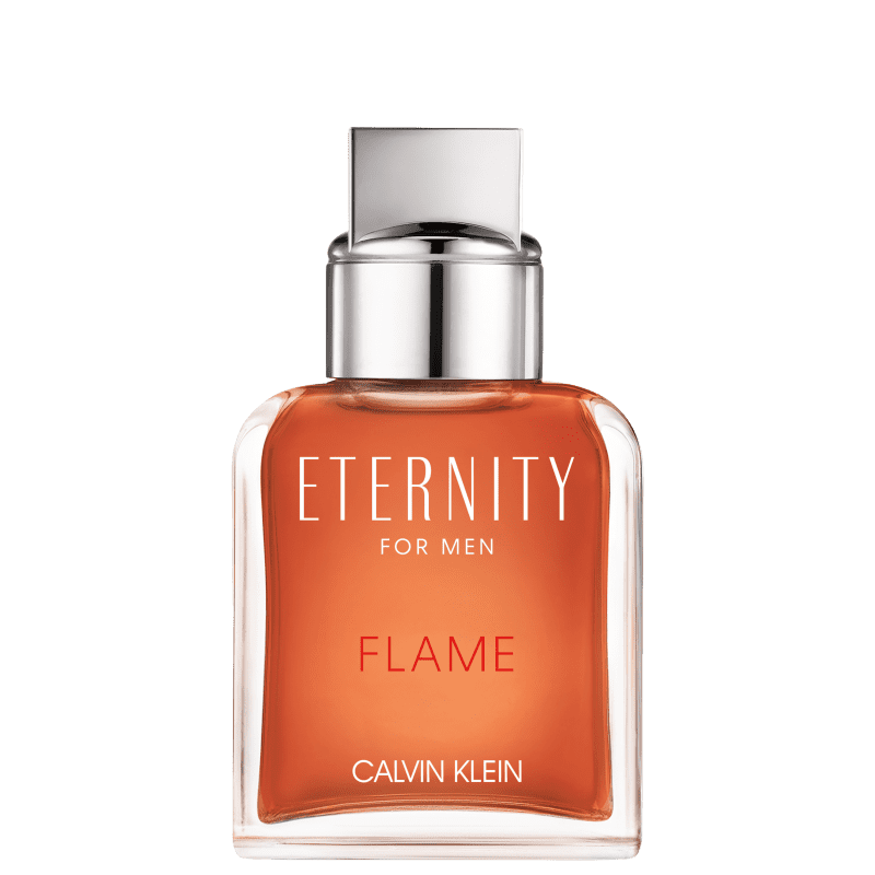 Eternity Flame for Men Calvin Klein Eau de Parfum - Perfume Masculino 30ml
