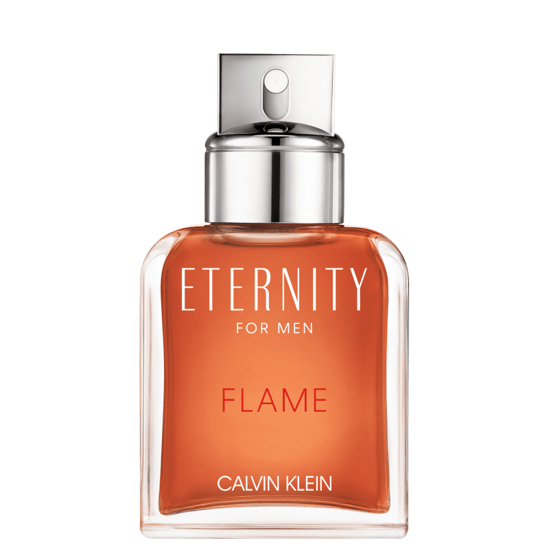 Eternity Flame for Men Calvin Klein Eau de Parfum - Perfume Masculino 50ml
