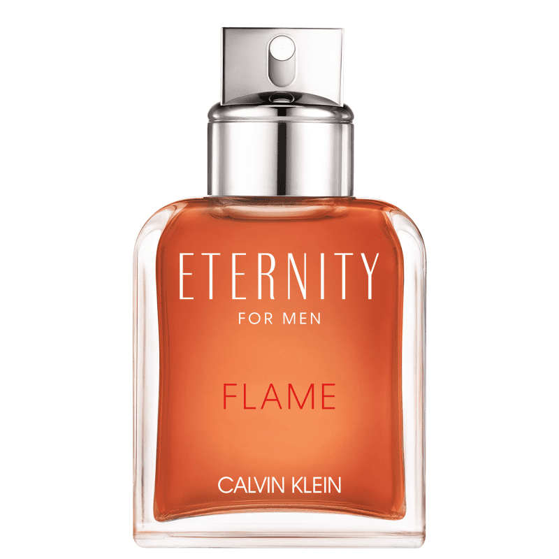 Eternity Flame for Men Calvin Klein Eau de Parfum - Perfume Masculino 100ml