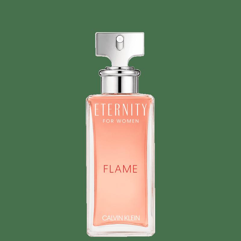 Eternity Flame for Women Calvin Klein Eau de Parfum - Perfume Feminino 100ml