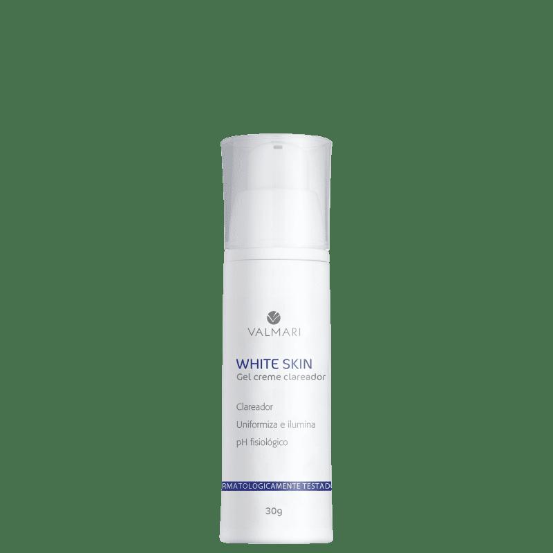 Valmari White Skin - Gel Creme Clareador 30g