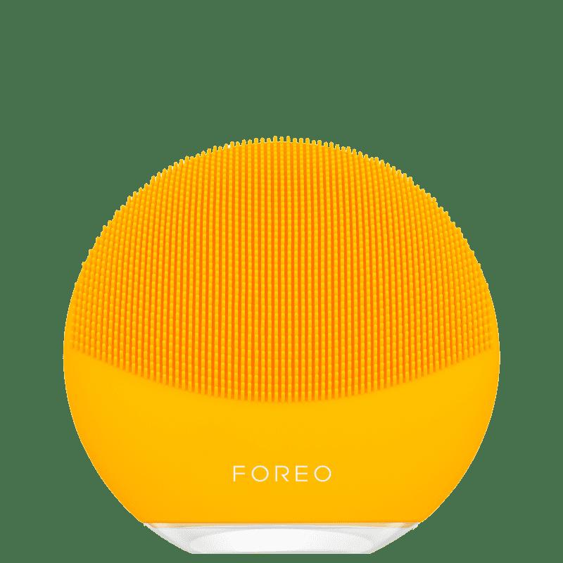 FOREO Luna Mini 3 Sunflower Yellow - Escova de Limpeza Facial