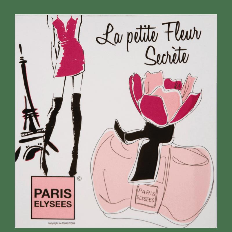 La Petite Fluer Secrète Paris Elysses Eau de Toilette - Perfume Feminino 100ml