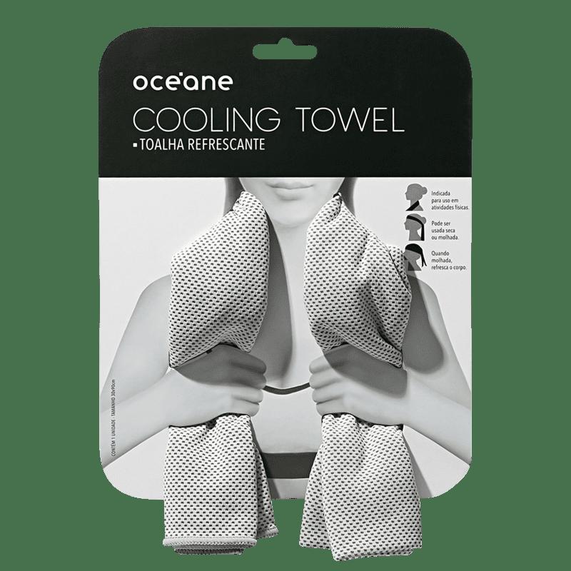 Océane Cooling Towel - Toalha de Rosto e Corpo