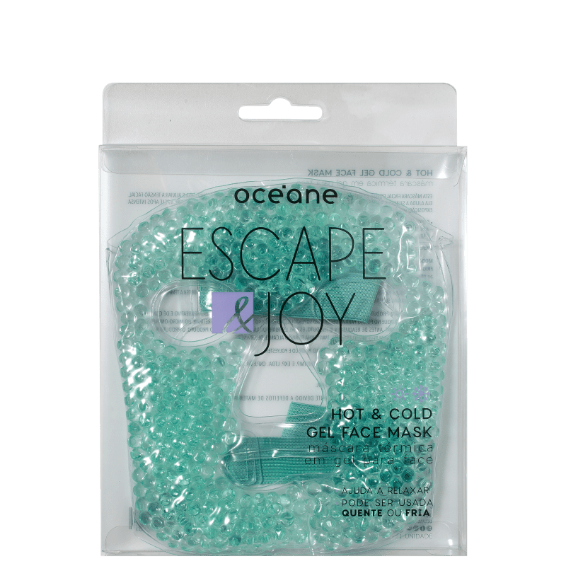 Océane Hot & Cold Gel - Máscara Facial