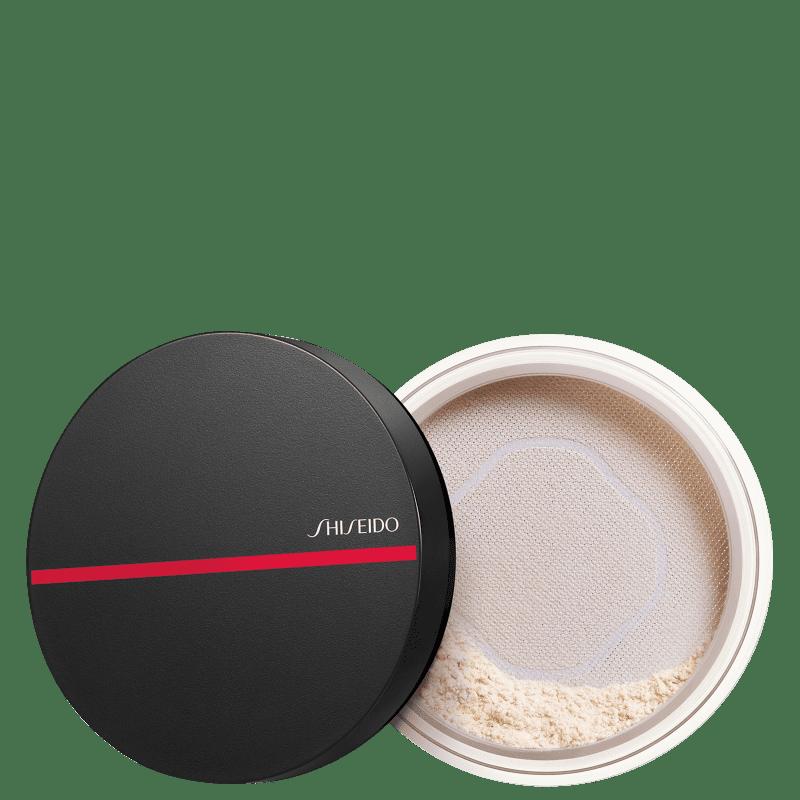 Shiseido Synchro Skin Invisible Silk Loose Radiant - Pó Solto 6g