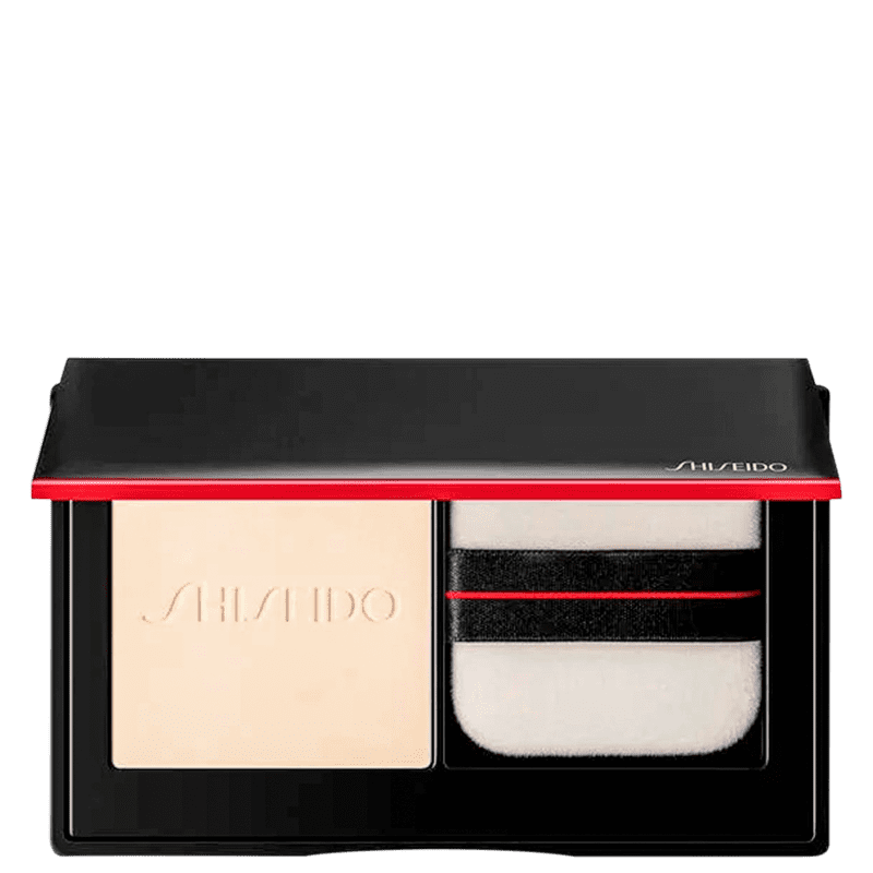 Shiseido Synchro Skin Invisible Silk Pressed - Pó Compacto 6g