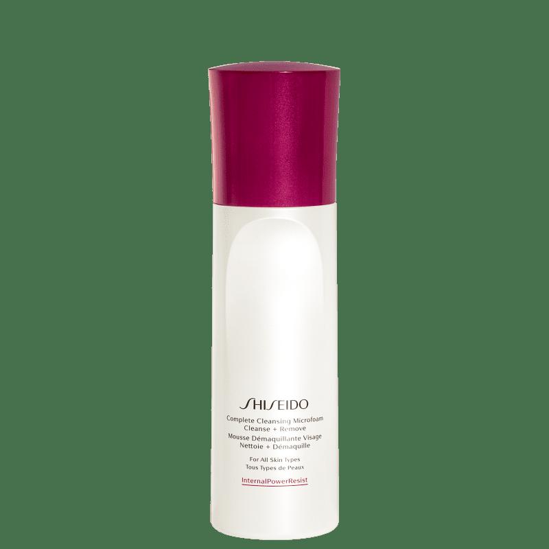 Shiseido Cleansing MicroFoam - Espuma de Limpeza 180ml
