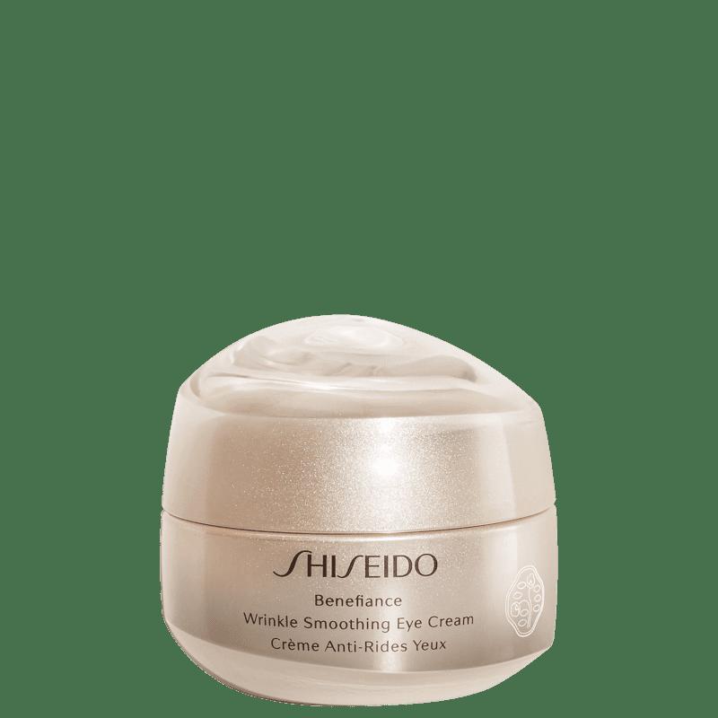 Shiseido Benefiance Wrinkle Smoothing Eye - Creme Anti-Idade para Área dos Olhos 15ml