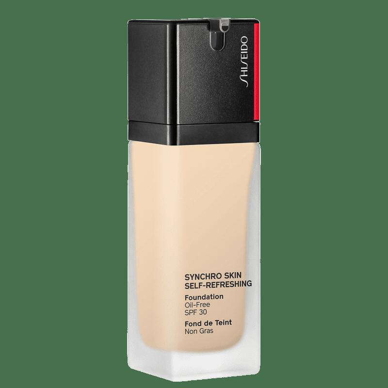 Shiseido Synchro Skin Self-Refreshing SPF 30 120 Ivory - Base Líquida 30ml