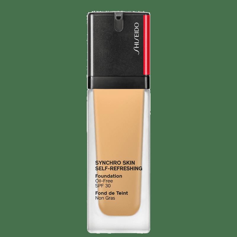 Shiseido Synchro Skin Self-Refreshing SPF 30 250 Sand - Base Líquida 30ml