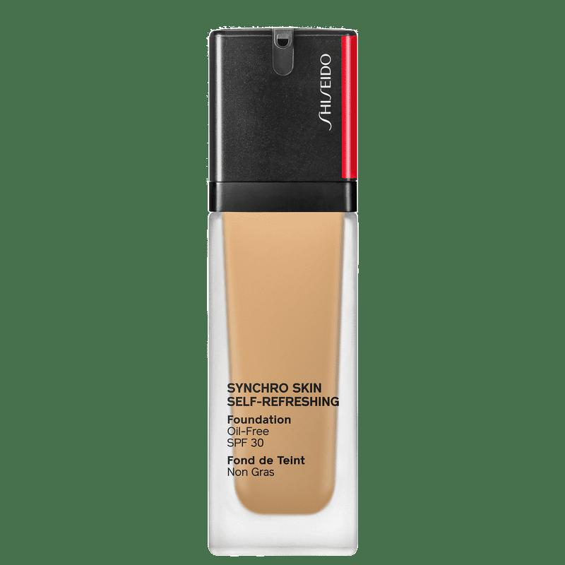 Shiseido Synchro Skin Self-Refreshing SPF 30 330 Bamboo - Base Líquida 30ml