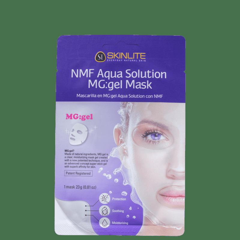 Skinlite Solução Aqua com NMF - Máscara Facial 23g