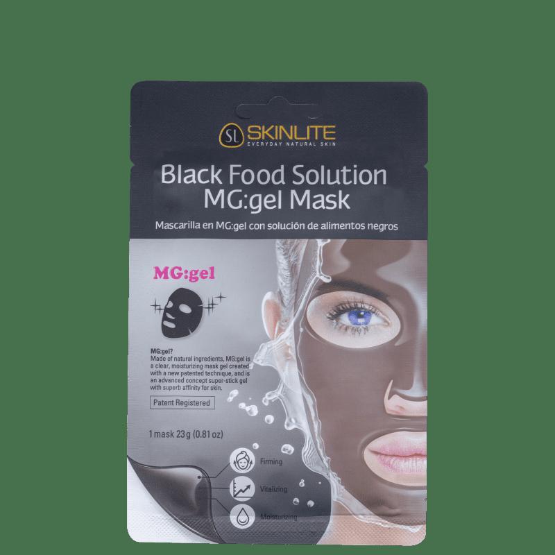 Skinlite Solução de Alimentos Pretos - Máscara Facial 23g