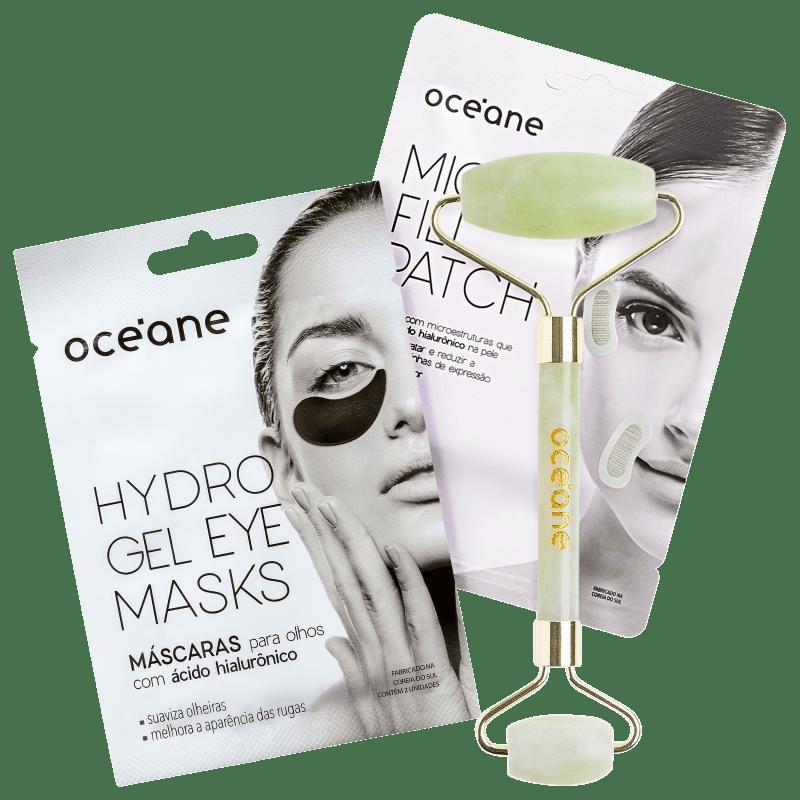 Kit Océane Ultra Skincare Roller (3 Produtos)