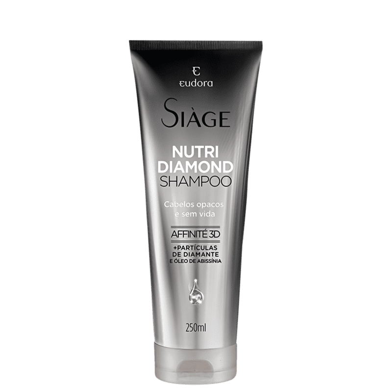 Eudora Siàge Nutri Diamond - Shampoo 250ml