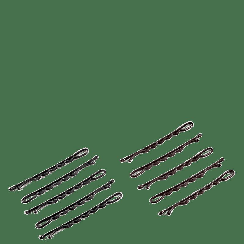 Grampos de Cabelo Produtinhos Da Beauty Grampos Hair Pins