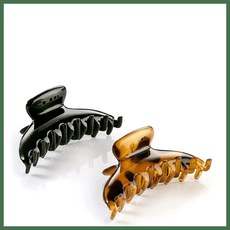 Beautybox Estreita Jaw Clip - Prendedor de Cabelo (2 Unidades)