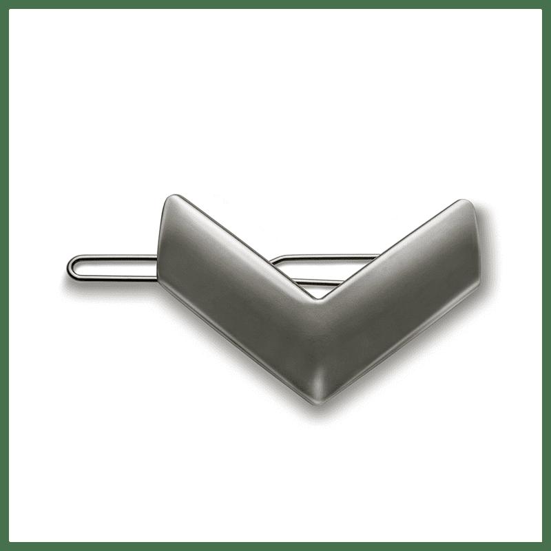 Beautybox Seta Antique Silver - Fivela de Cabelo