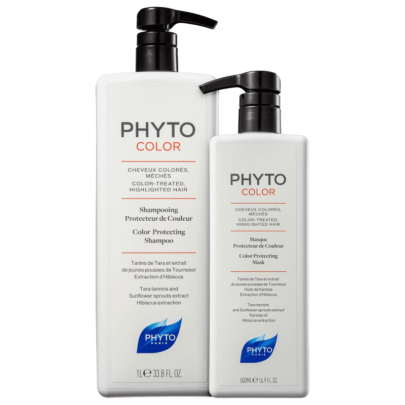 Kit PHYTO Phytocolor Profissional (2 Produtos)