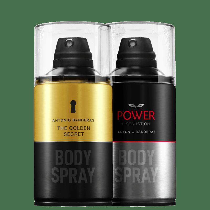 Kit Antonio Banderas Aromas Masculino (2 produtos)