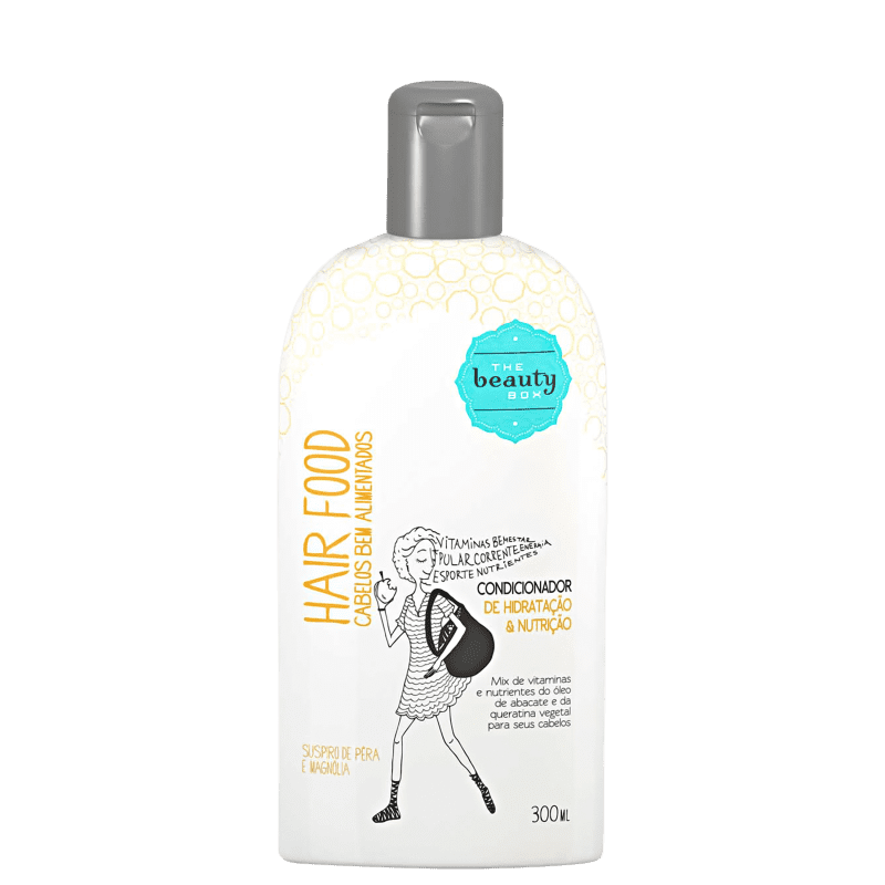 Condicionador Produtinhos Da Beauty Hair Food 300ml