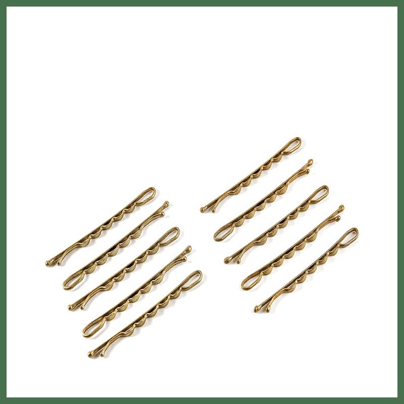 Beautybox Hair Pins - Grampo de Cabelo (10 Unidades)