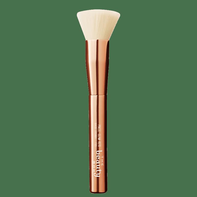 Pincel de Maquiagem Glam Reto F15