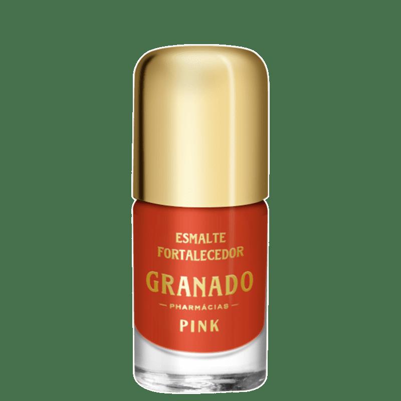 Granado Pink Fortalecedor Annie - Esmalte Cremoso 10ml