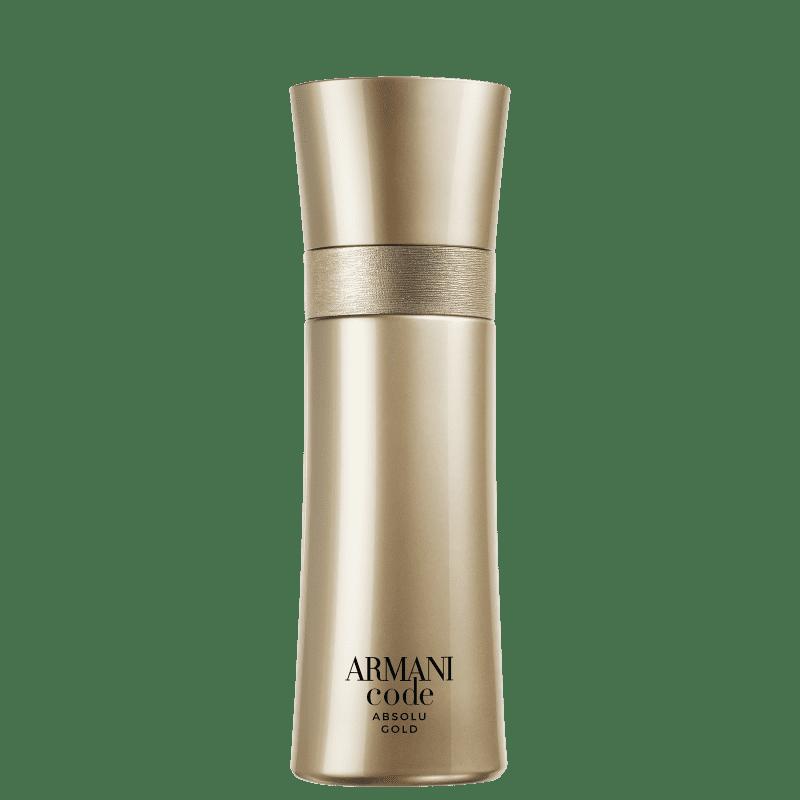 Perfume Masculino Code Absolu Gold Giorgio Armani Eau de Parfum 60ml