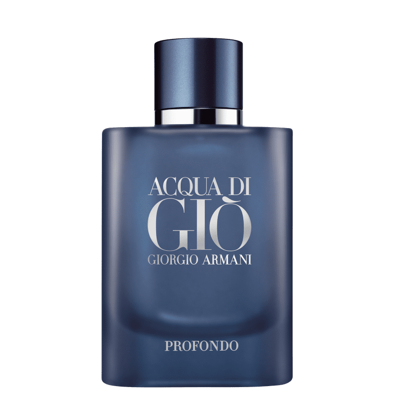 Acqua di Giò Profondo Giorgio Armani Eau de Parfum - Perfume Masculino 75ml