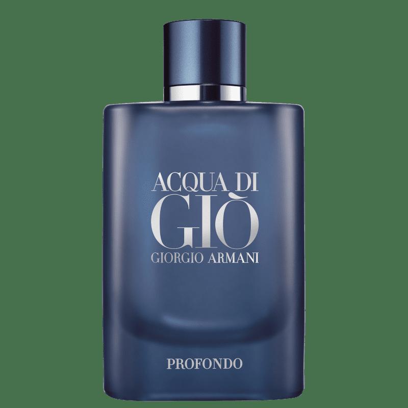 Acqua di Giò Profondo Giorgio Armani Eau de Parfum - Perfume Masculino 125ml