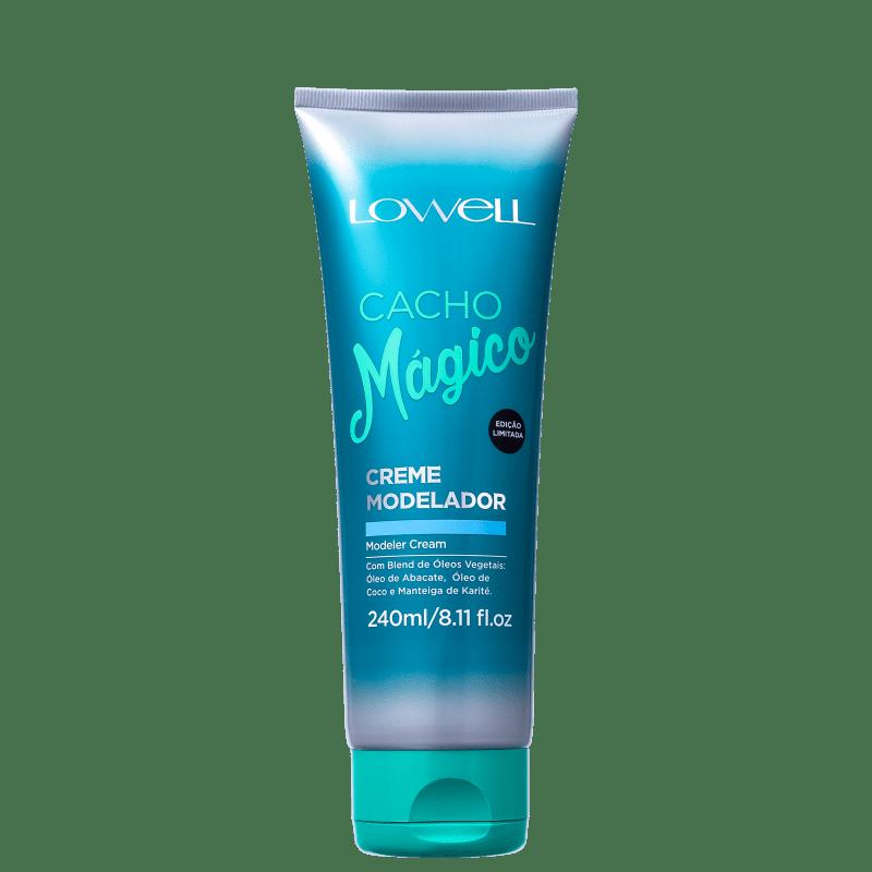 Lowell Cacho Mágico - Creme Ativador de Cachos 240ml