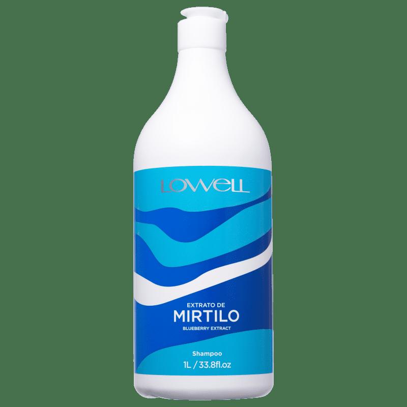 Lowell Extrato de Mirtilo - Shampoo 1000ml