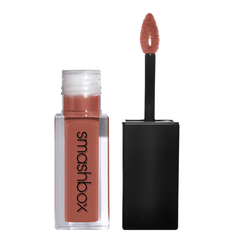 Smashbox Always On Dusty Peach - Batom Líquido Matte 4ml