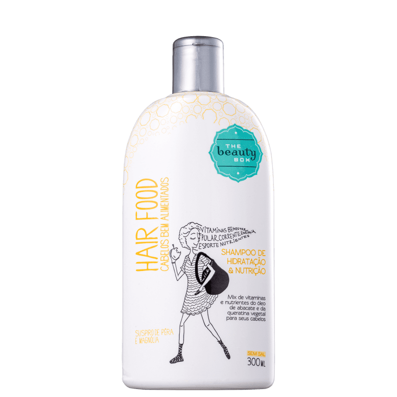 Beautybox Hair Food - Shampoo 300ml