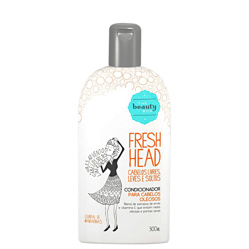 Condicionador Produtinhos Da Beauty Fresh Head 300ml