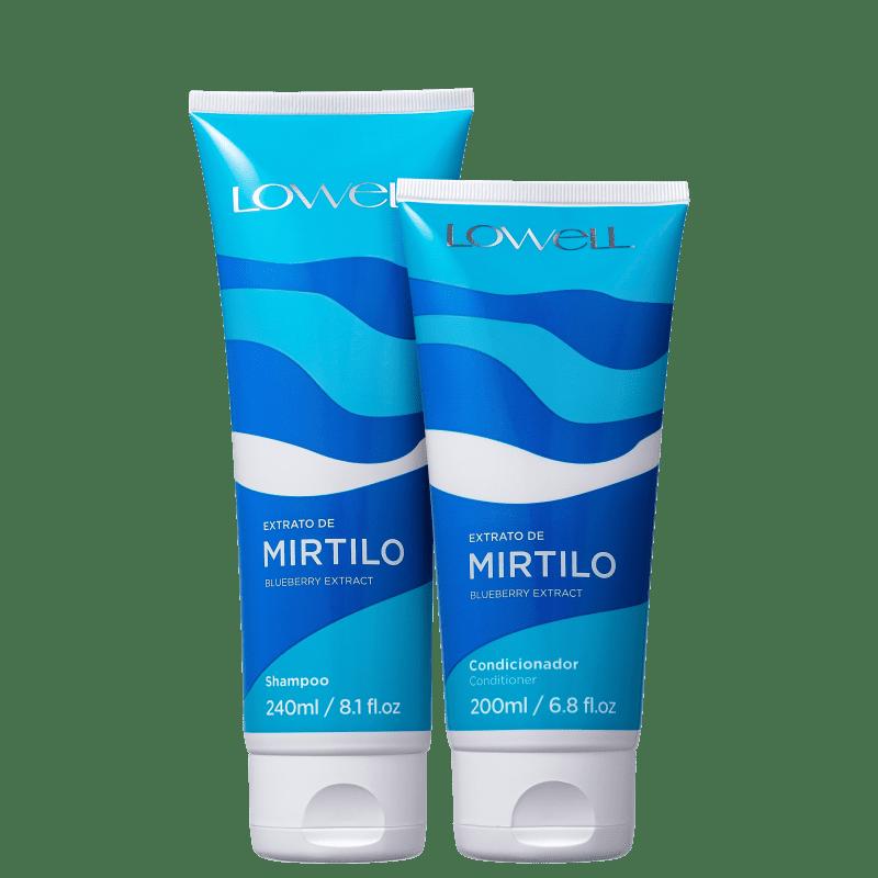 Kit Lowell Extrato de Mirtilo Duo (2 Produtos)