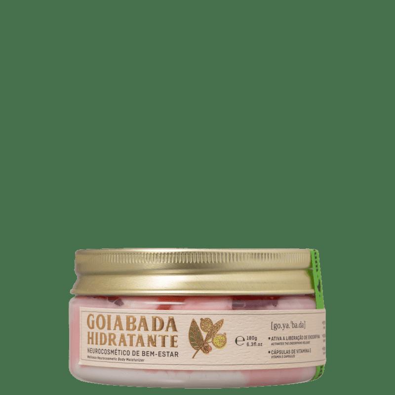 Feito Brasil Goiabada - Hidratante Corporal 18 g