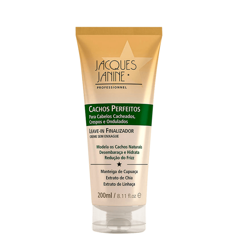 Jacques Janine Professionnel Cachos Perfeitos - Leave-in 200ml